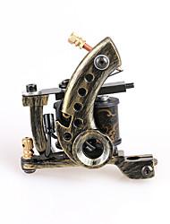 Handmade Bronze Tattoo Machine Shader Supply for Artists