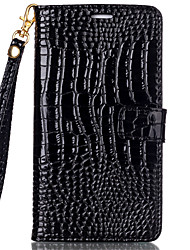 Luxury Crocodile Grain Wallet Flip Leather Case For iPhone 5/5S/SE/6/6S/6 Plus/6S Plus (Assorted Colors)