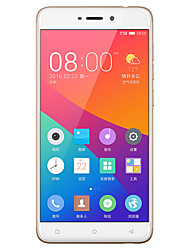 "Gionee S5 5.3 "" 2.5D Android 5.1 4G+ Metal Smartphone (VoLTE, Dual SIM,64Bit Octa Core ,13 MP ,4GB + 32 GB ,2900mAh)"