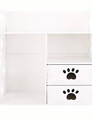 Cosmetic Storage Box Large Skin Care Product Storage Rack Toilet Table Toilet Drawer Desktop Storage Cabinet