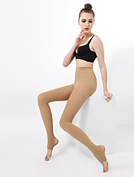 BONAS® Winter Women Solid Color Thick Legging Recoil Velvet Step on the Foot Tights
