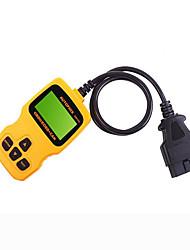 autophix automóvil om123 instrumento de diagnóstico de fallos del motor mecánica herramientas del OBD equipos de pruebas de automóviles