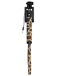 Camouflage Rribbon Lanyard Self-stick for cell phone