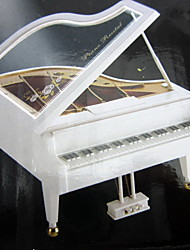 Piano Music Box Of Dancing Girls