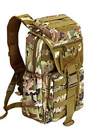 2 L mochila Acampar e Caminhar Esportes de Lazer Multifuncional Camuflagem Ripstop 600D Other