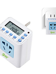 circuito temporizador temporizador tomada interruptor eletrônico inteligente