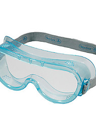 DELTA 101102 Goggles Anti-fog Chemical Splash Goggles Protective Glasses Lens Glasses