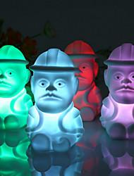 Новая новинка ночь свет 1шт Светодиодная лампа