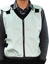 Green version of high temperature cooling vest suits heatstroke cool clothes