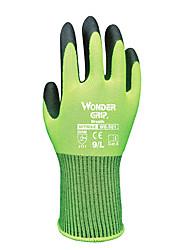 Интересно Grip® 500 WG-матовые масла доказательство резиновое нитрила работает отлично рабочие перчатки