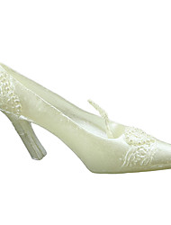 Cinderella Style High-heeled Shoes Candle