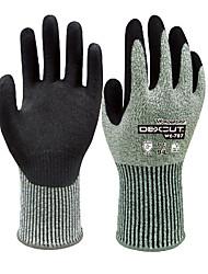 demander résistant à la cinquième année anti- coupe 5 opération de coupe wg-777cf usure dip anti- perçage des gants Grip®
