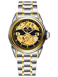FNGEEN Men's Mechanical Watches Automatic Mechanical Watch Gold Watch Men's Business