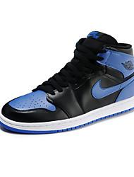 Nike Air Jordan 1 Retro High OG Men's Shoe Skate Chukka Sport Sneakers Athletic Casual Shoes Grey Blue