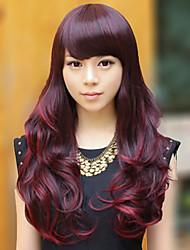 Япония и Южная Корея взрыва модели высокого качества высокотемпературного провода цвета волос