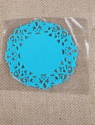 mini-cup silicone pad / almofada do copo / cor aleatória
