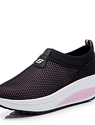 Women's Shoes Tulle Spring / Summer / Fall / Winter Wedges / Roller Skate Shoes / Creepers /Flats Sneakers /