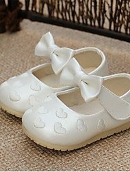 Girls' Baby Sandals Tulle Spring Summer Casual Outdoor White Blushing Pink
