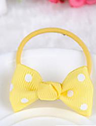 Girls Hair Accessories,All Seasons Viscose Blue / Pink / Yellow