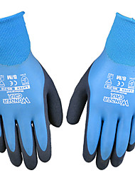 WONDER GRIP®  WG-310 Latex Wear-Resistant CE Non Slip Resistant Oil Glass Hardware Mechanical Handling Gloves