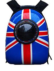 Chat / Dog Sac de transport / Astronaute Capsule transporteur Animaux de Compagnie Transporteur Etanche / Portable / Respirable Cuir PU