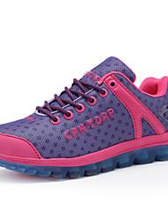 Кроссовки для ходьбы Беговые кроссовки Универсальные Противозаносный Anti-Shake На открытом воздухе Дышащая сетка ПолиэстерКатание вне