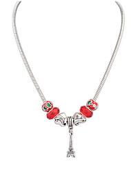 Simple Fashion Eiffel Tower Necklace