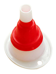 1 Home Kitchen Tool Silica Gel Funnel