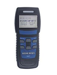 Handheld Portable Memoscan N607 Professional Obd2 Scanner Tool Read Code Card
