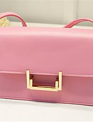Formal-Bolso de Hombro-PU-Rosa-Mujer