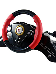 CMPICK GT5 3 in 1 Steering Wheel for PS3 Games