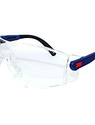 3m-10196 sécurité lunettes sable poussière anti-buée des lunettes de travail