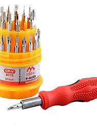 Two Multi-function Screwdriver Combination Tool Set Manually Trumpet