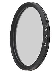 emoblitz 77mm cpl polarisant circulaire filtre de lentille