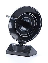 черный регулируемый клей декоративные крепление фиктивный антенны для авто автомобиль