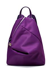 2016 new female Korean fashion handbags Backpack Travel light bag ladies simple Nylon Backpack