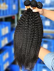 Az emberi haj sző Brazil haj Ravno 12 hónap 3 darab haj sző
