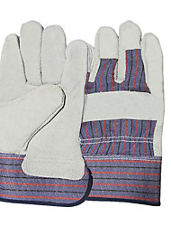 Labor Insurance Leather Gloves To Paddle Sleeve Slip Resistant Welders Protective Work Gloves