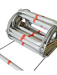 20m побег волокна безопасности троса лестницы мягкая конструкция защиты от падения спасательных лестниц лестницы