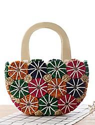 STYLE-CICI® Femme Paillette Cabas Rouge-37261109153