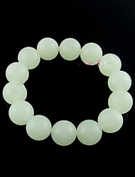 DIY jóias pedras Noctilucence 8 milímetros 22pcs