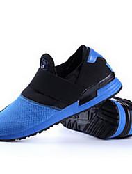 other Zapatillas de Running Mujer A prueba de resbalones Anti-Shake Rendimiento Tobillo Bajo Poliéster Látex Caucho Jogging