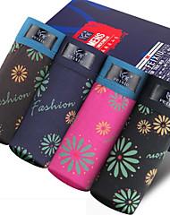 FEIXIU® Men's Cotton Underwear Health 4 Colour(4 Pcs/Box)