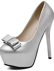 Women's Shoes Leatherette Summer Heels / Platform / Open Toe / Ankle Strap Dress Stiletto Heel Buckle