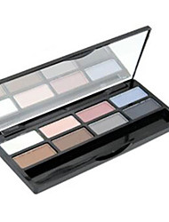 8 Colors EyeShadow Nude Comestic Long Lasting Beauty Makeup