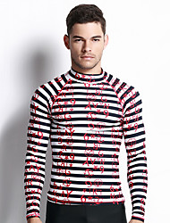 SBART Men's Diving Suit / Ultraviolet Resistant / Quick Dry / Anti-Eradiation / Wearable / Shockproof / Light Fabric