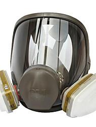 3m 6800 cobertura abrangente / tinta spray / formaldeído versátil / respirador de poeira / máscara