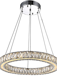 Crystal Pendants Chandeliers Lamps for Bedroom Living Room Dining Room Bar LED Lamp Fixtures CE FCC ROHS
