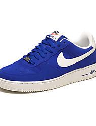 Nike Air Force 1 Low Men's Shoe Skate Athletic Sneakers Shoes Grey Blue Brown