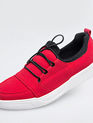 Men's Fashion Shoes Casual/Travel/Student Breathable Leatherette Board Sneakers